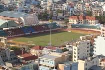 Aerial view of NHA Trang Stadium