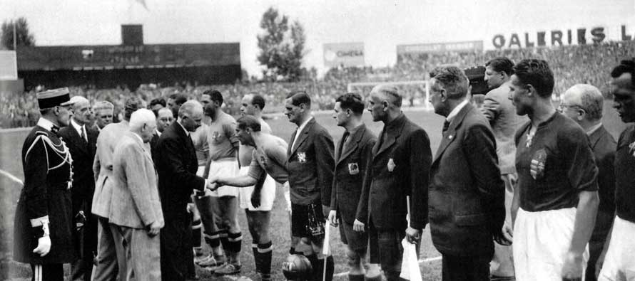 1938 WC Final Pre-match