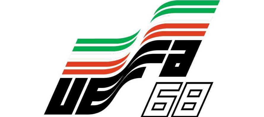 Euro 1968 Logo - Italy