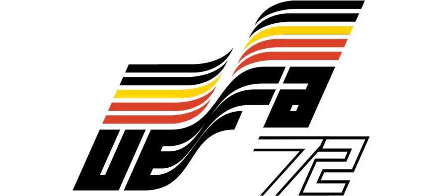 Euro 1972 Logo - Belgium