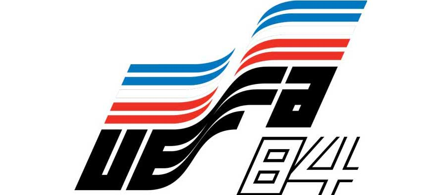 Euro 1984 Logo - France