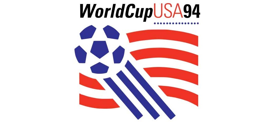 USA World Cup 1994 Logo