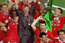 Man Utd Champions League Winners 1999