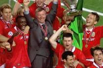 Man Utd Champions League Winners 1999
