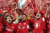 Liverpool Champions League Winners 2005