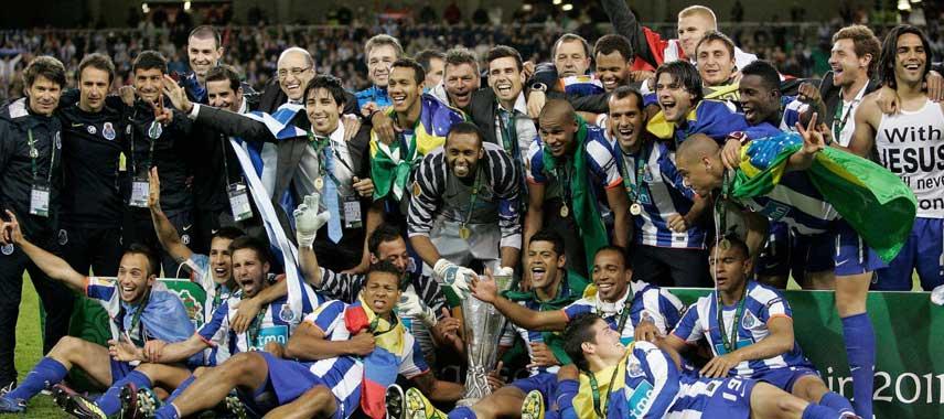Porto Europa League Winners 2011