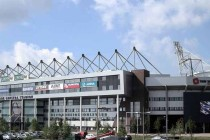 External view of Abe Lenstra Stadion