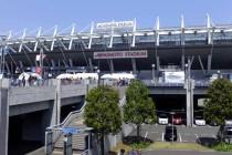 Main Entrance of Ajinomoto Stadium