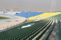 Inside Al-Shaab Stadium