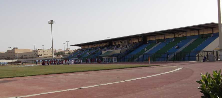Inside look at Al Shoalah Stadium
