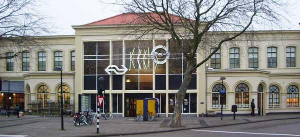 Alkmaar Railway Station