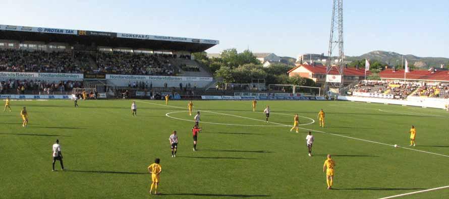Inside Aspmyra Stadion