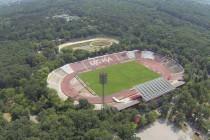 Aerial Balgarska Armia Stadium