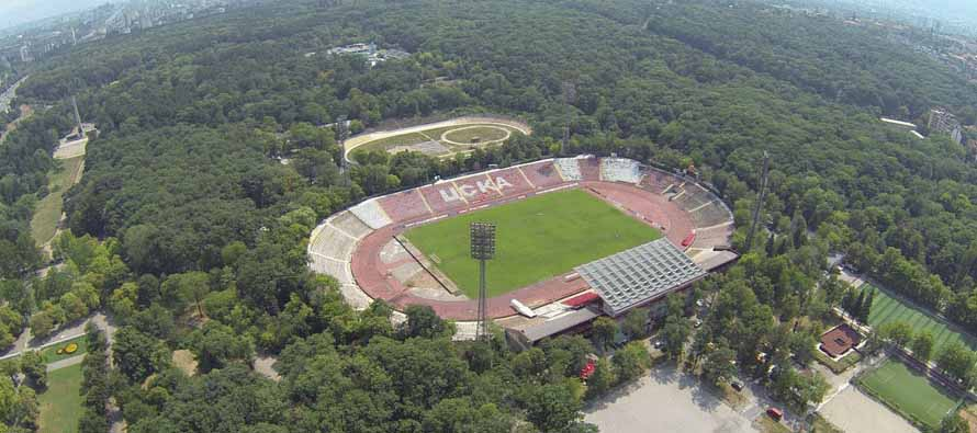 Image result for Balgarska Armia Stadium