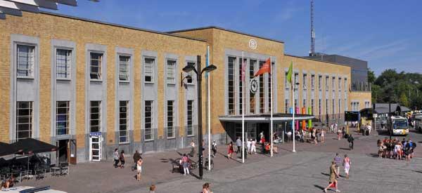 Brugge Train Station