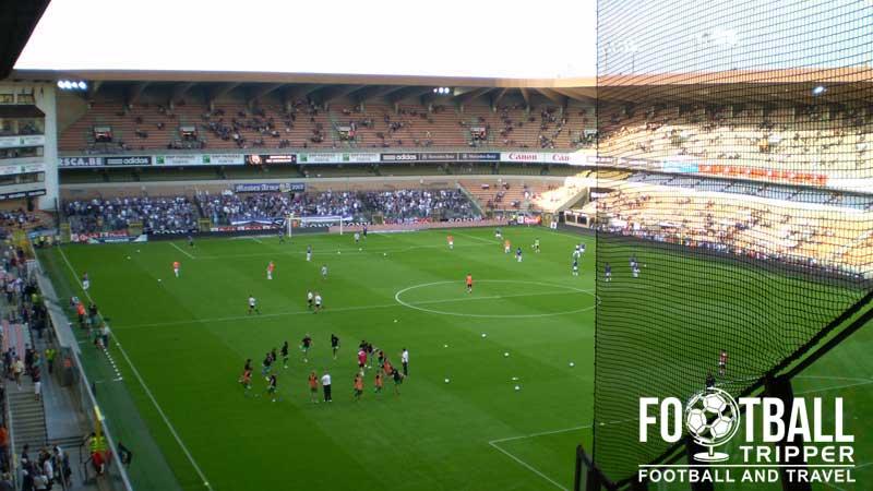 Constant Vanden Stock Stadium Anderlecht Football Tripper