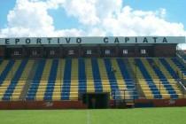 Deportivo Capiatá main stand