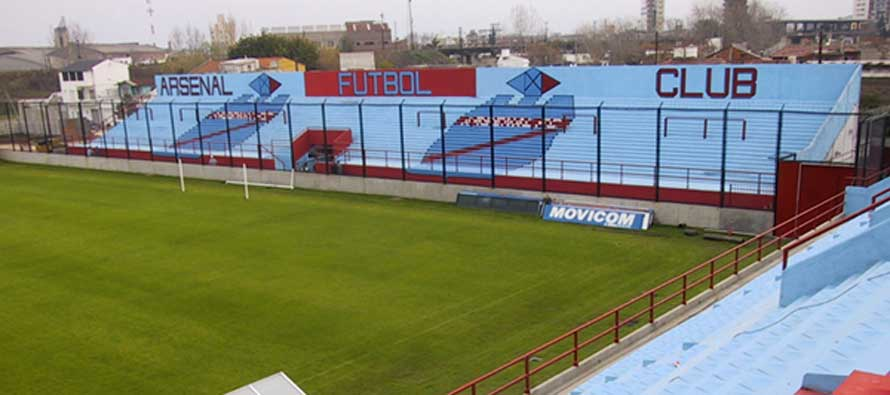 Estadio Arsneal FC Main Stand