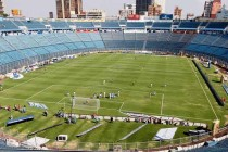 inside empty estadio azul