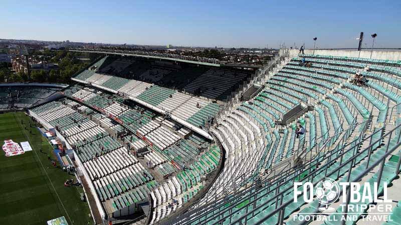 Estadio Benito Villamar 237 N Real Betis S A D Football