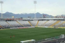 Inside Estadio Monumental David Arellano
