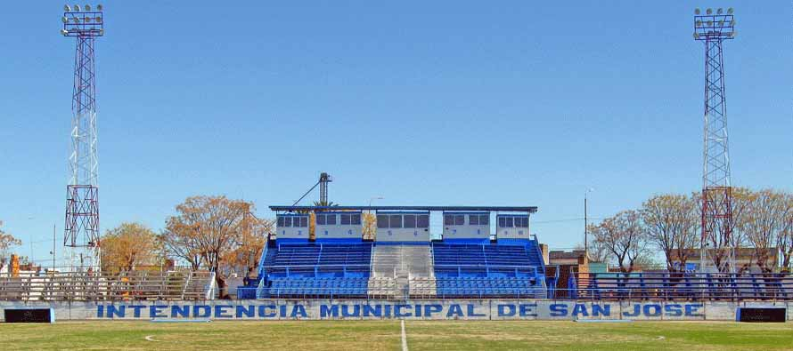 Estadio Municipal Casto Martinez Laguarda main stand