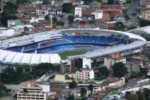 Aerial view of Estadio Pascual Guerrero