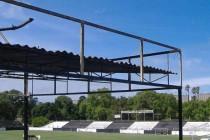 Inside Estadio Do Montevideo Wanderers