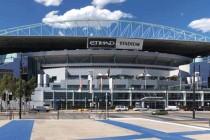 Etihad Stadium Docklands Exterior