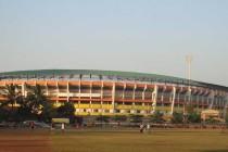 Exterior of Fatorda Stadium