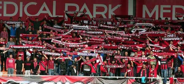 Gaziantepspor-fans