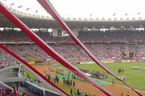 gelora bung karna stadium matchday