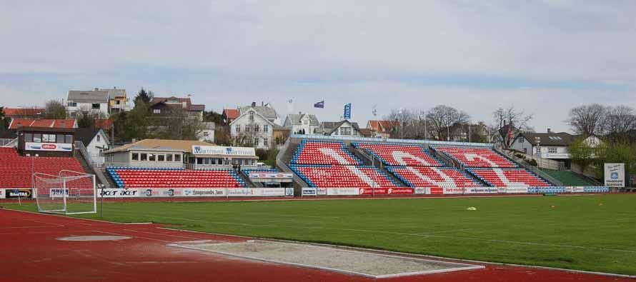 Haugesund Stadion Pitch