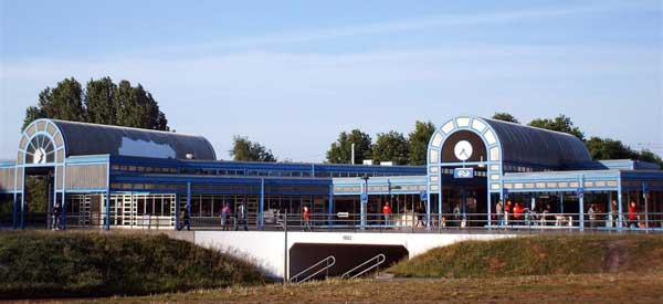 Heerenveen Railway Station