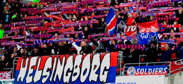 Helsingborgs-IF-fans