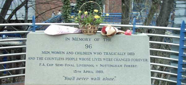 Hillsborough-Memorial