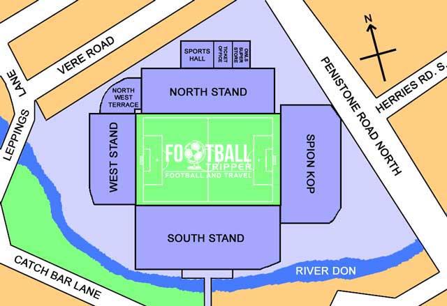Seating plan of Hillsborough courtesty of Wikipedia