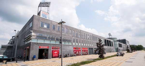 IJsseldelta Stadion exterior