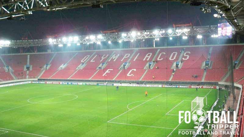 Olympiacos Stadium Georgios Karaiskakis Stadium Football Tripper