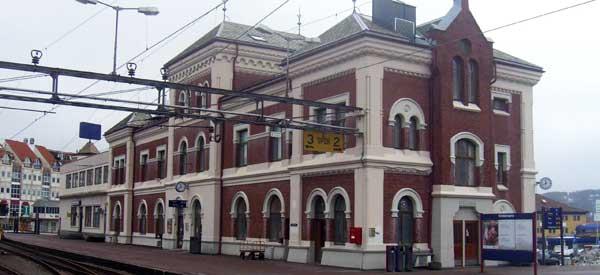 Kristiansand Station