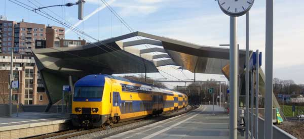 Nijmegen Goffert station