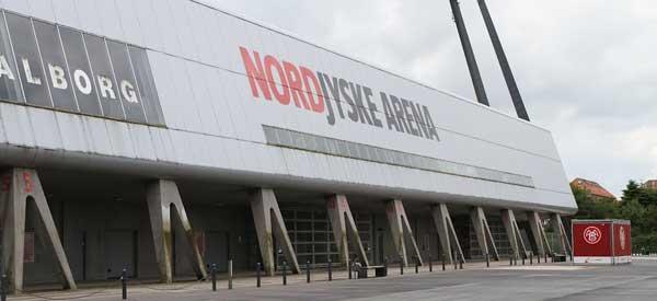 Exterior of Nordjyske Arena