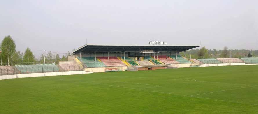 main stand estadio de la victoria