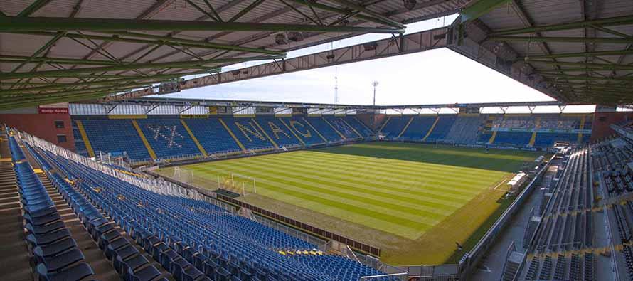 View inside Rat Verlegh Stadion