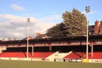 Richmond Park Dublin main stand