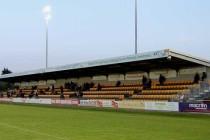 Main stand of Richmond Park