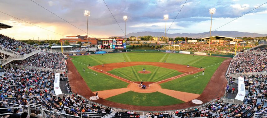 Rio Grande Credit Union Field at Isotopes Park