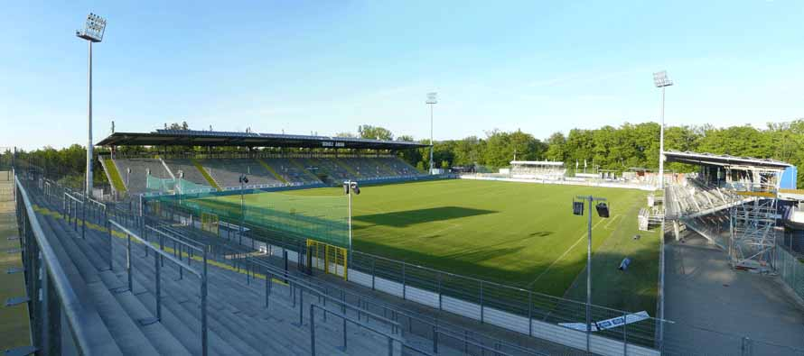 scholz arena pitch