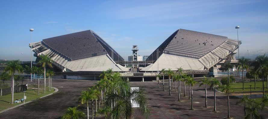 Exterior of Shah Alam Stadium