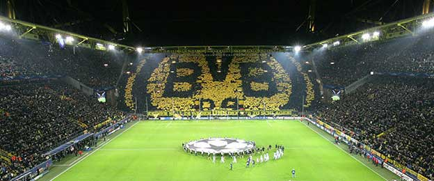 BVB's sud tribune